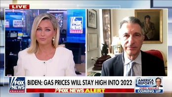 Rising gas prices will hurt Democrats in the midterm elections