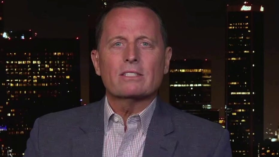Ric Grenell: Too many Americans are 'falling prey to government directives'