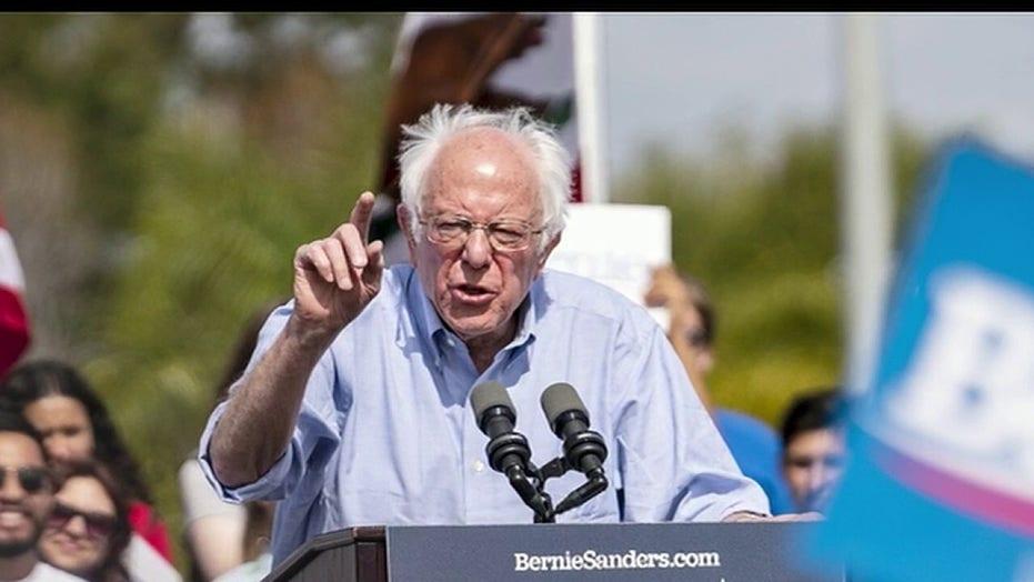 Why Bernie Sanders is staying on Democrat ballot