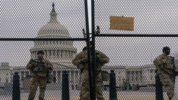 House Republicans tell Pelosi Capitol fencing erected after riot needs to come down