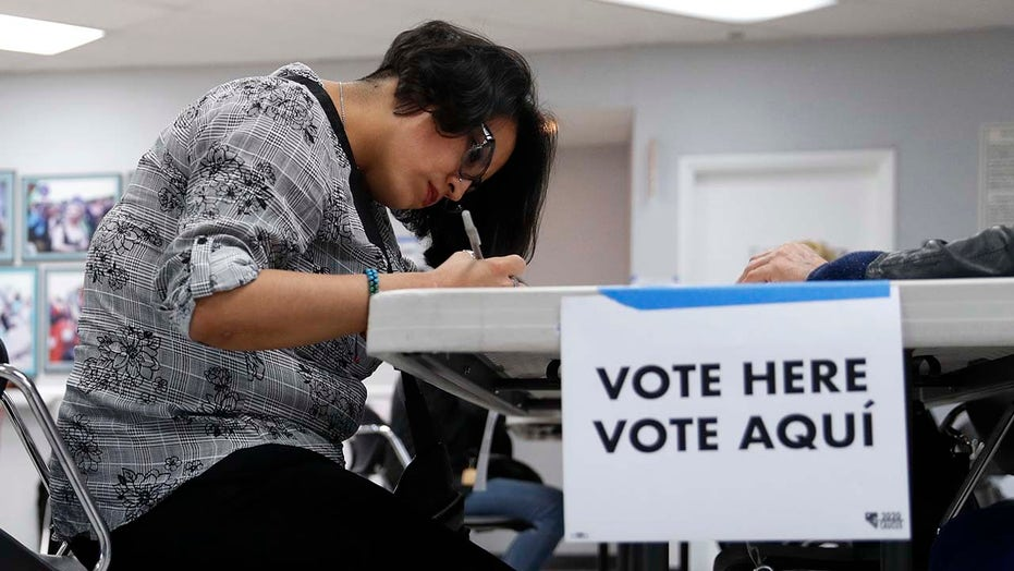 Nevada caucus volunteers reportedly feel more comfortable with new voting tech