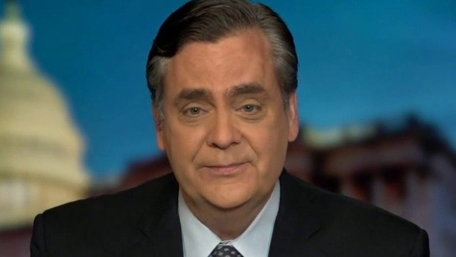 Jonathan Turley: Dems trying to get Barrett to recuse herself to 'influence' case outcomes