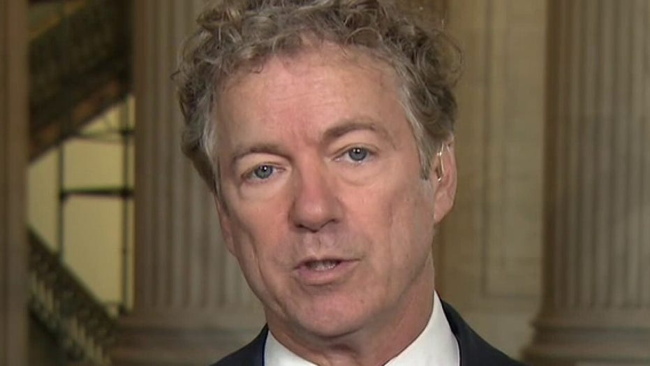 Rand Paul opposes Hunter Biden special counsel but says federal probe must continue