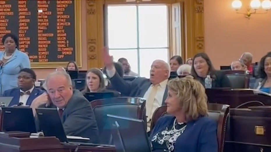 Ohio House erupts over amendment banning transgender females from women's sports