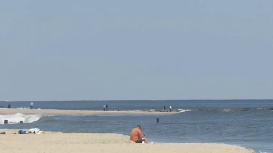New Jersey reopening beaches with restrictions as Memorial Day approaches
