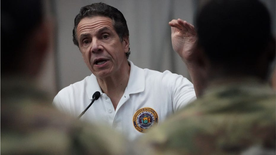 Cuomo critics highlight years of taxpayer waste, amid deepening coronavirus crisis in New York