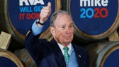 Democratic presidential rivals plan to attack Mike Bloomberg on Las Vegas debate stage