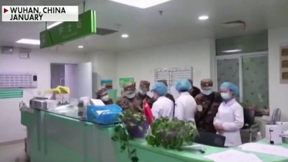 WHO admits China did not self-report its coronavirus outbreak
