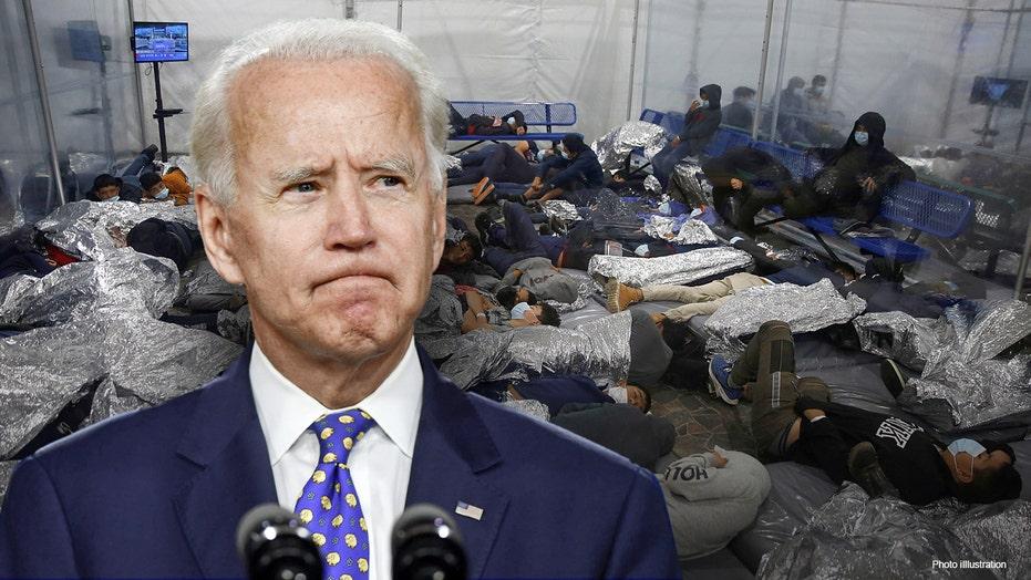 Biden, Harris 'abdicated' their duty to control border crisis: Rep. Pfluger