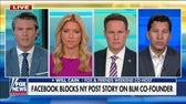 Will Cain: Facebook shows 'stunning hypocrisy' blocking story on BLM leader