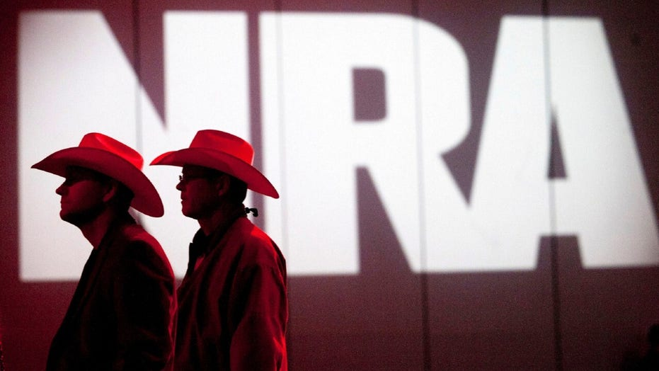 NRA cancels annual meeting over coronavirus fears
