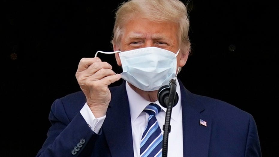 Is President Trump really immune from COVID-19 after negative test?