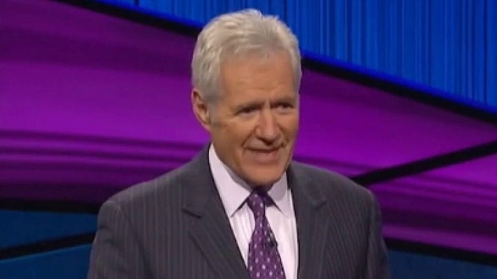 'Jeopardy!' host Alex Trebek dead at 80 after battle with pancreatic cancer