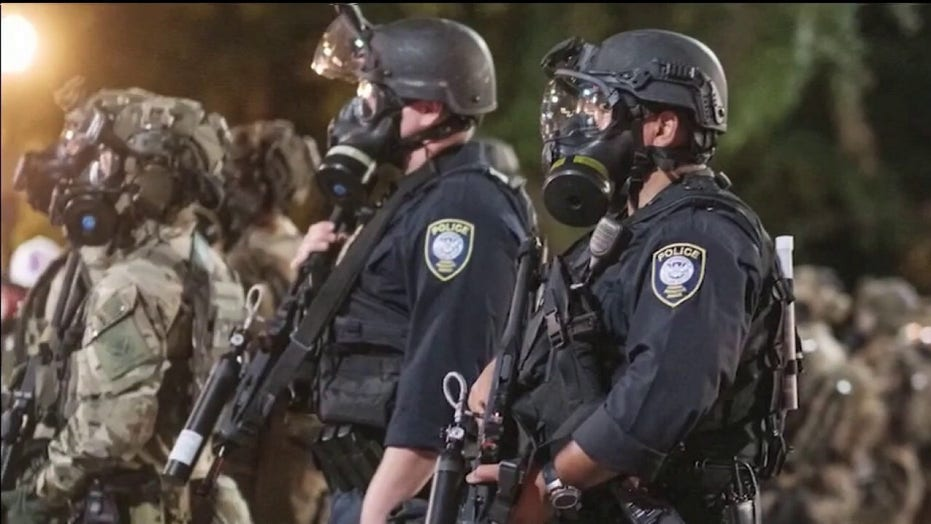 Portland mayor rejects federal help with protests