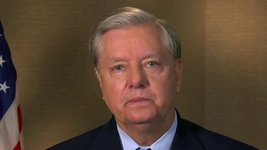 Sen. Graham: Democrats will try to destroy Barrett at their own peril