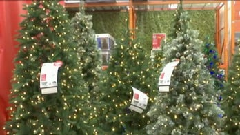 Supply chain crisis hits artificial Christmas tree industry, forces retailers to raise prices