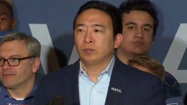 Andrew Yang: We accelerated the eradication of poverty
