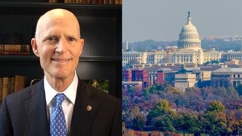 Sen. Rick Scott's Big Idea: Impose congressional term limits