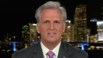 Rep. Kevin McCarthy on Democrats' unequal standard of justice exposed