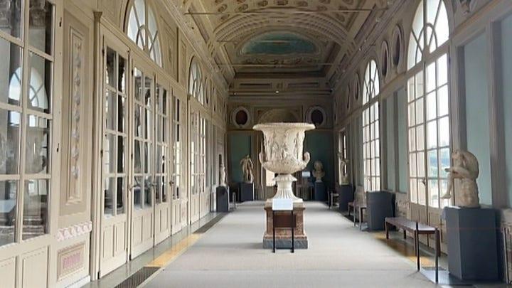 Florence, Italy's Uffizi Gallery reopens after long coronavirus lockdown