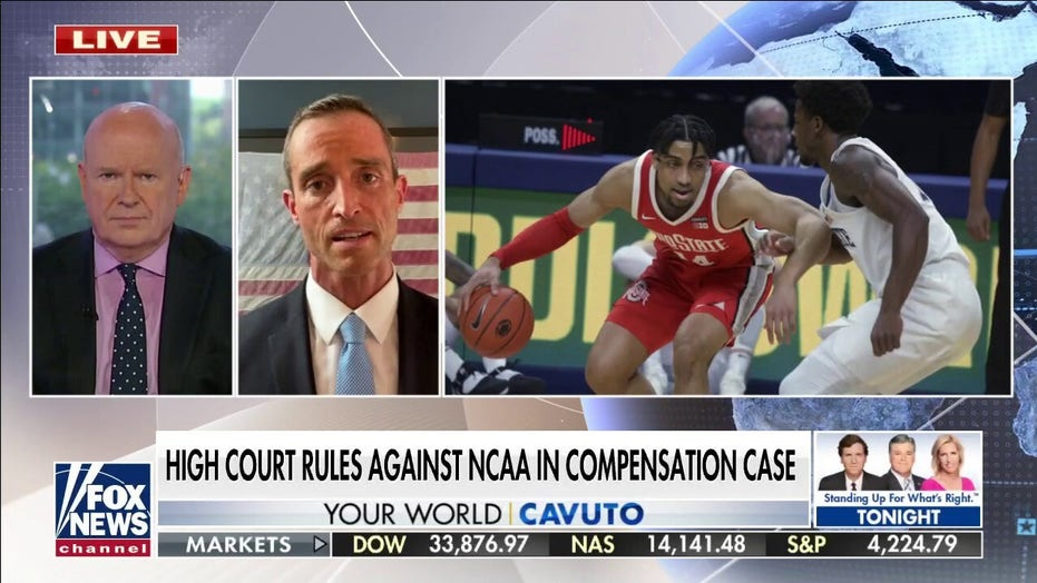Sports agent says Supreme Court ruling a rare example of seeing NCAA on 'their back foot'