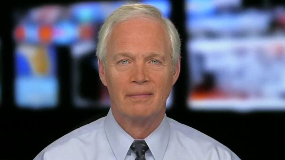 Ron Johnson anticipates Senate hearing on Capitol Hill security