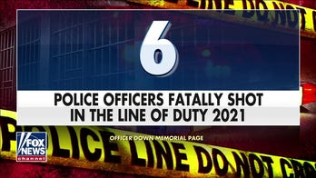 Police departments across US see violent start to 2021