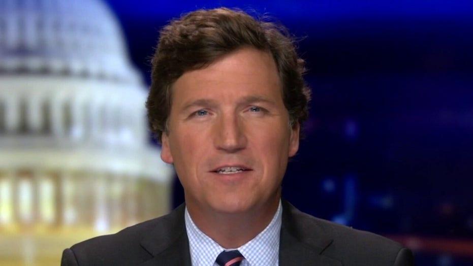 Tucker Carlson: The mainstream media's disgusting, corrupting love affair with Joe Biden