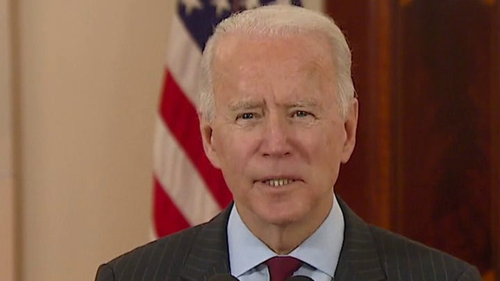 Biden marks 'heartbreaking milestone' of 500,000 coronavirus deaths