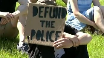 Brian Brenberg: No police = no opportunity. Without law enforcement you'll have this