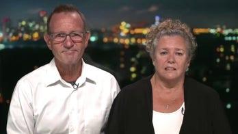 Marine Lt. Col. Stuart Scheller's parents speak out after son's hearing following brig confinement