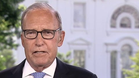 Larry Kudlow: How COVID-19 spike could impact economic numbers