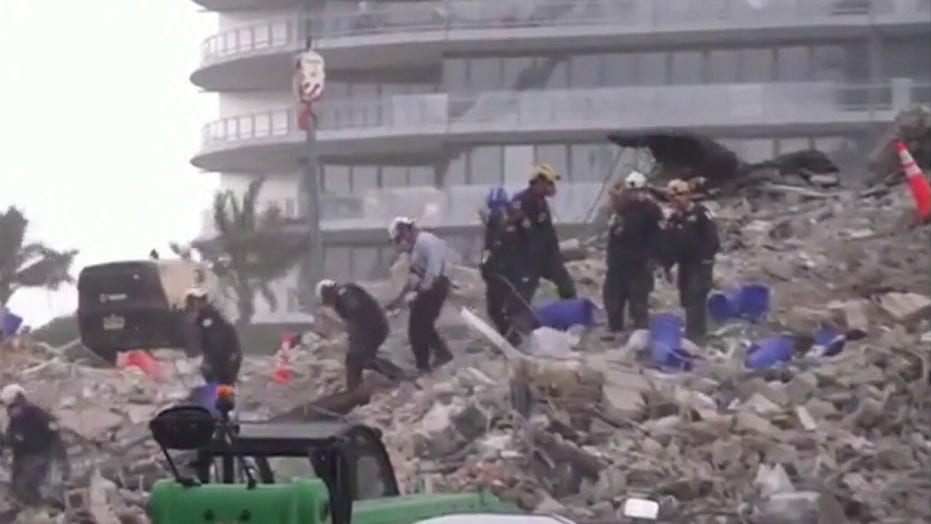 Miami-area condo collapse: 94 remain unaccounted for as death toll climbs