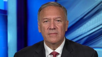 Mike Pompeo: Biden admin giving illegal immigrants 'green light' to enter US
