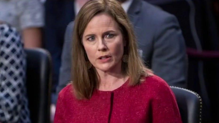 GOP senators push to ban Supreme Court packing: 'We're sticking with 9'