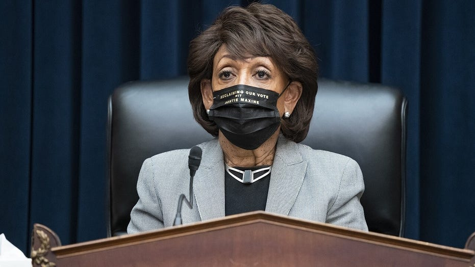 Maxine Waters raises eyebrows with bizarre post claiming Twitter hacked: 'I know who has done this'