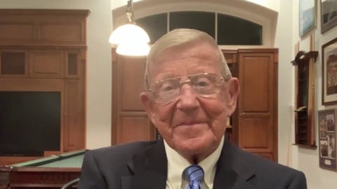 Legendary coach Lou Holtz shares his leadership guidance for America
