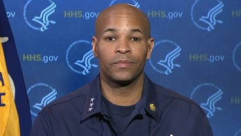 Surgeon general breaks down newest COVID-19 data that reflects social distancing efforts
