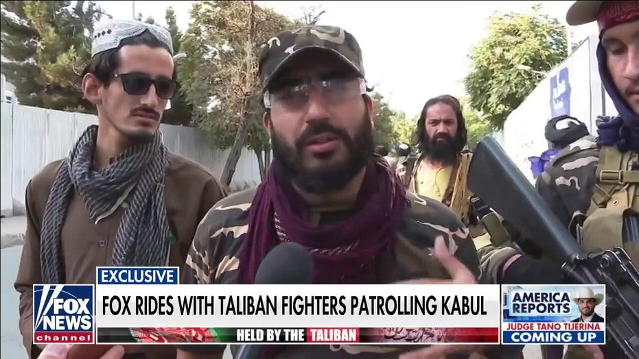 Fox News rides with Taliban on patrols against ISIS-K