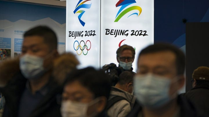 Republican senators push resolution to move 2022 Olympics away from Beijing