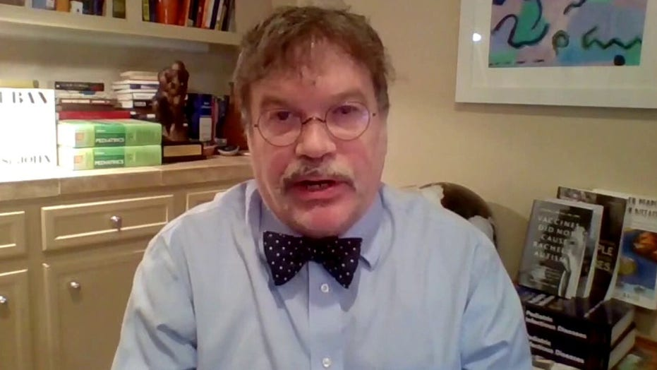 Dr. Hotez on COVID-19 fight: Need new strategies to contain the virus