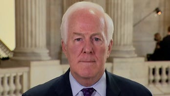 Biden reversing Trump policies whether they worked or not, Sen. Cornyn tells 'America Reports'