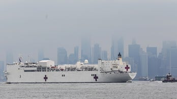 USNS Comfort set to arrive in NYC as social distancing guidelines extended to April 30