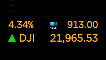 Wall Street opens week with rally after positive COVID-19 data