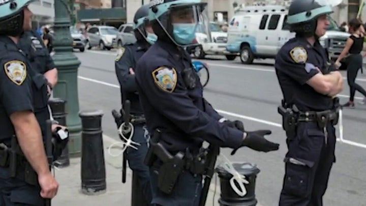 Republicans push to keep qualified immunity in police reform legislation