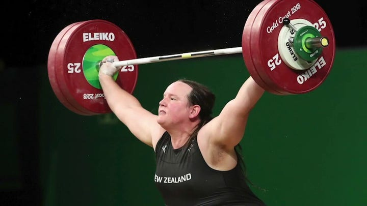 New Zealand weightlifter to be first transgender Olympian