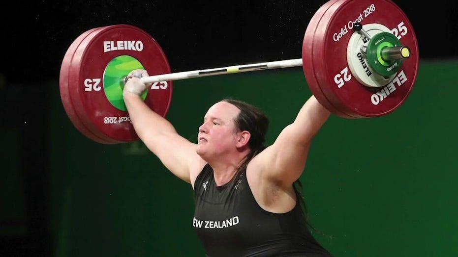Brett Favre: 'Unfair' Laurel Hubbard, other transgender female athletes competing as women
