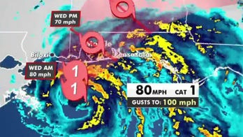 FEMA on threat posed by Hurricane Sally, urges Gulf Coast residents to take the storm seriously