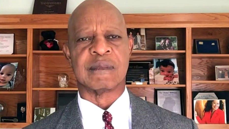 Former DC detective: 'Only a matter of time' until police make arrest in Sharkey death