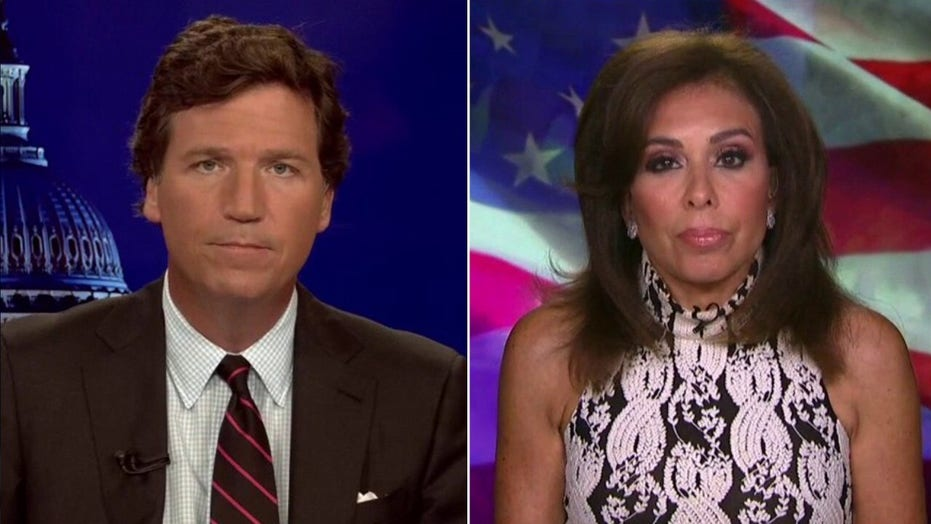 Judge Jeanine rips Democrats' proposal to expand Supreme Court, tells Tucker 'this is madness'